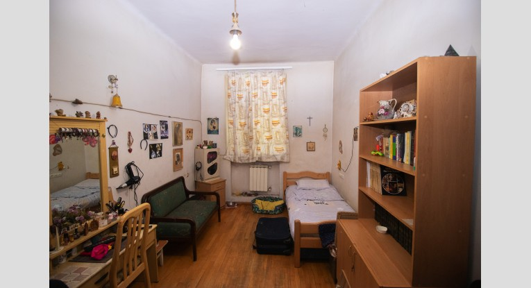 Ունիվերսալ  տարածք, 4 սենյակ
