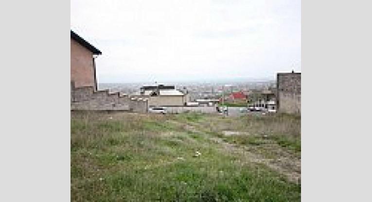 Բնակելի կառուցապատման  հողատարածք,